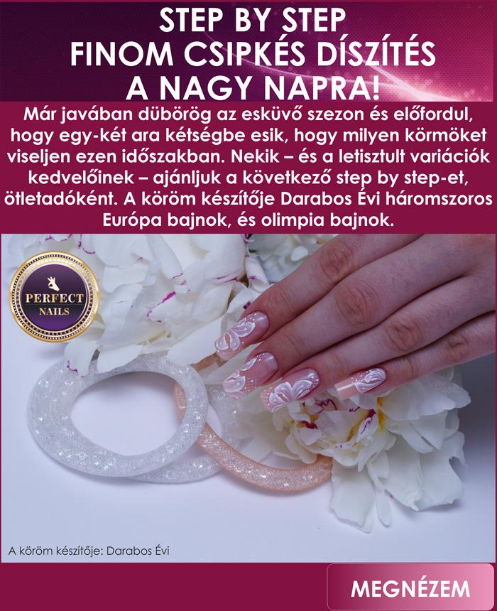 Perfect Nails Akciďż˝