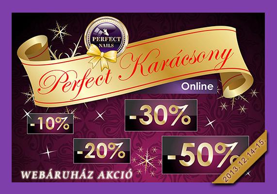Perfect Webáruház AKCIÓ