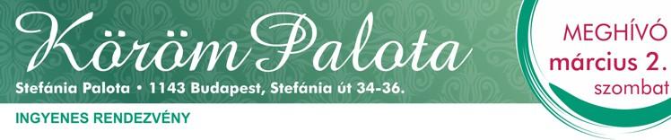 Köröm Palota 2013 - tavasz