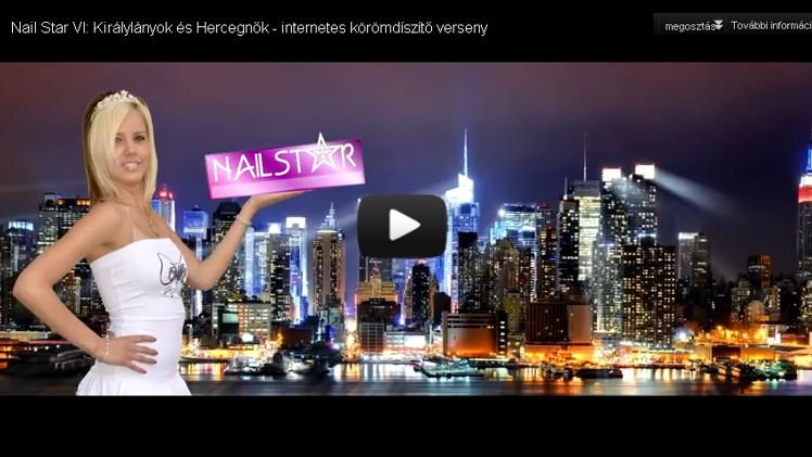 Nail Star VI - Videó