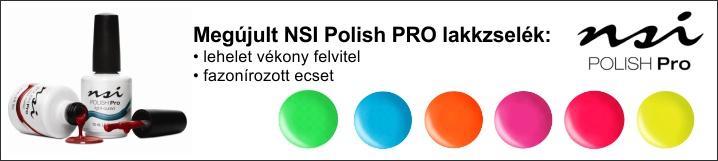 NSI újdonságok