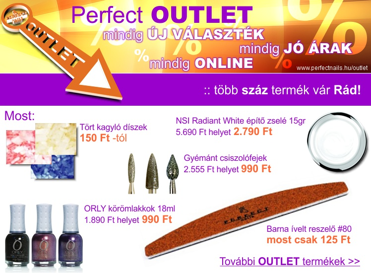 Perfect Nails OUTLET
